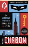 Fiction: THE AMAZING ADVENTURES OF KAVALIER AND CLAY